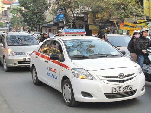 taxi-hanoi